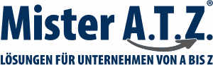 Mister A.T.Z. Logo